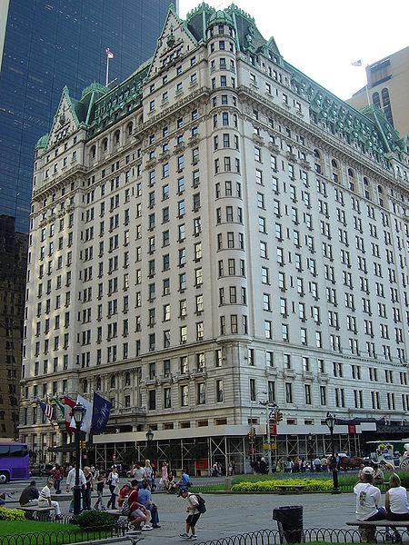 Hotel Plaza (Manhattan)
