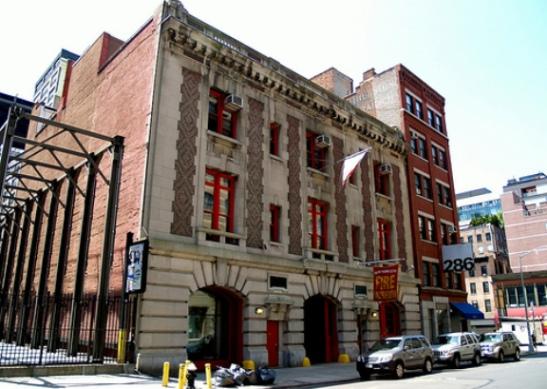 Museo de los Bomberos de Nueva York