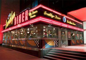 Restaurante en Nueva York.