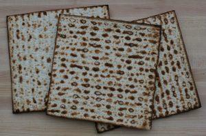 Matza judía en la gastronomía de Nueva York