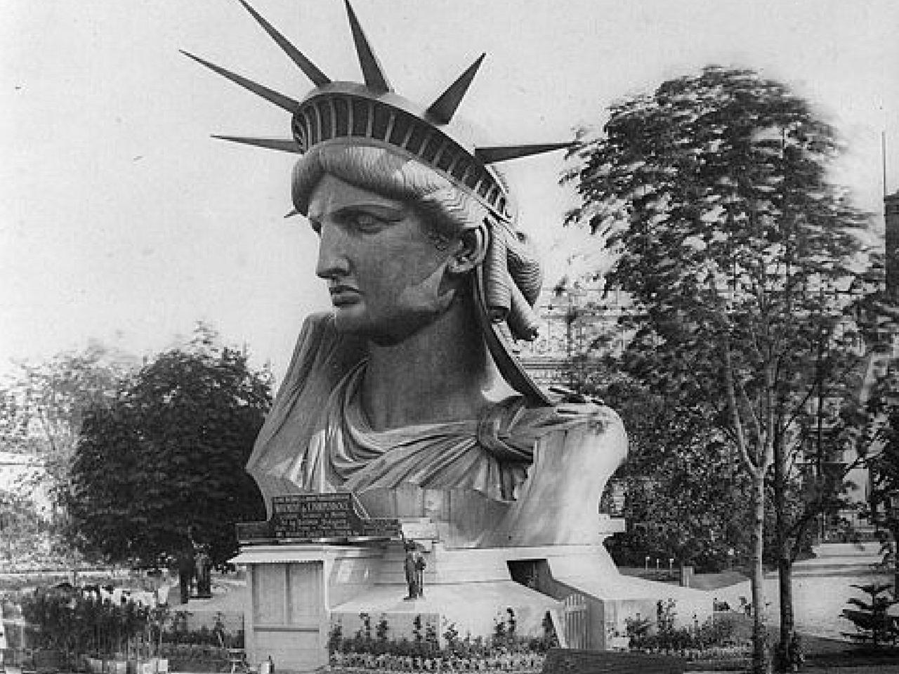 Estatua de la libertad historia ubicaci n c mo llegar for Interior estatua de la libertad