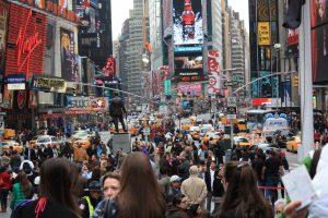 Población de Nueva York.