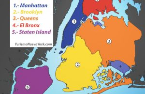 Geografía de Nueva York