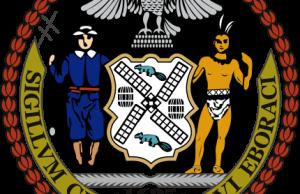 Escudo de Nueva York