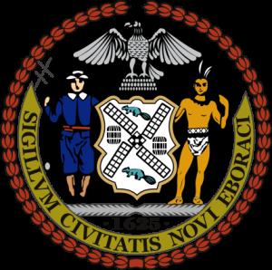 Escudo de la Ciudad de Nueva York