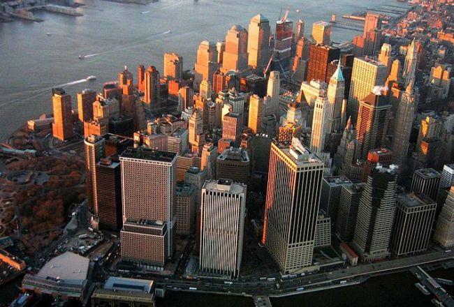 Distrito Financiero de Manhattan