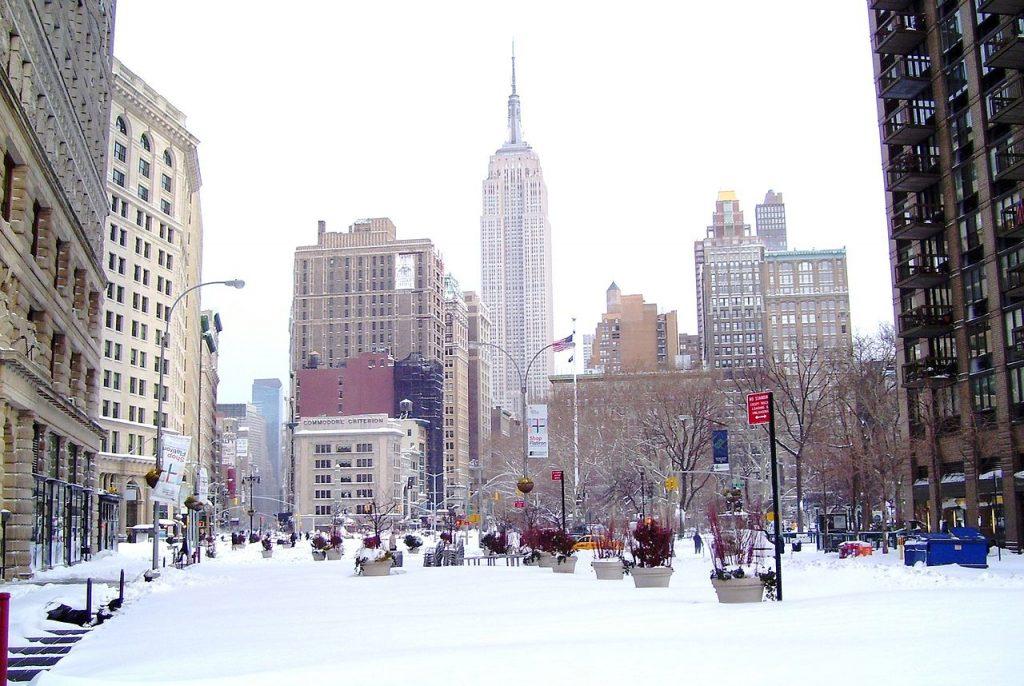 Clima En New York City Hoy