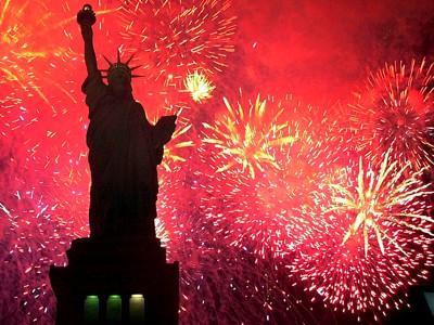 Julio en Nueva York