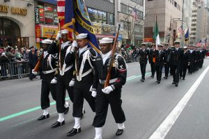 Desfile por el Día de Patrick