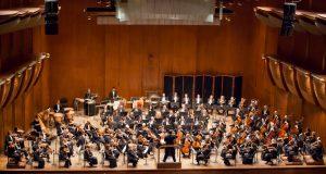 Conciertos en el Parque con la Filarmónica de Nueva York.