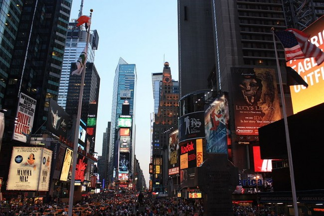 Times Square (Midtown Manhattan)