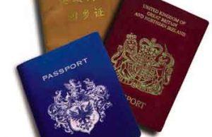 Pasaporte y visado para ingresar a Estados Unidos