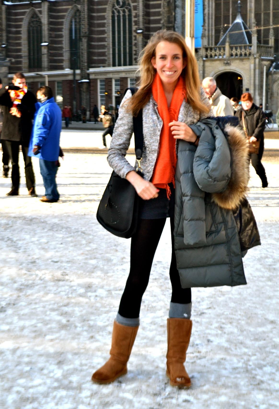 ff9eab638 Lo que debes llevar. Vestimenta de New York.