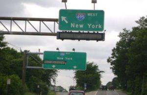 Cómo llegar a Nueva York por carretera