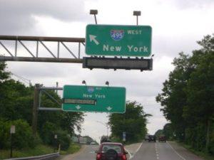 Autopista de New York