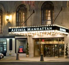Hotel Affinia Manhattan