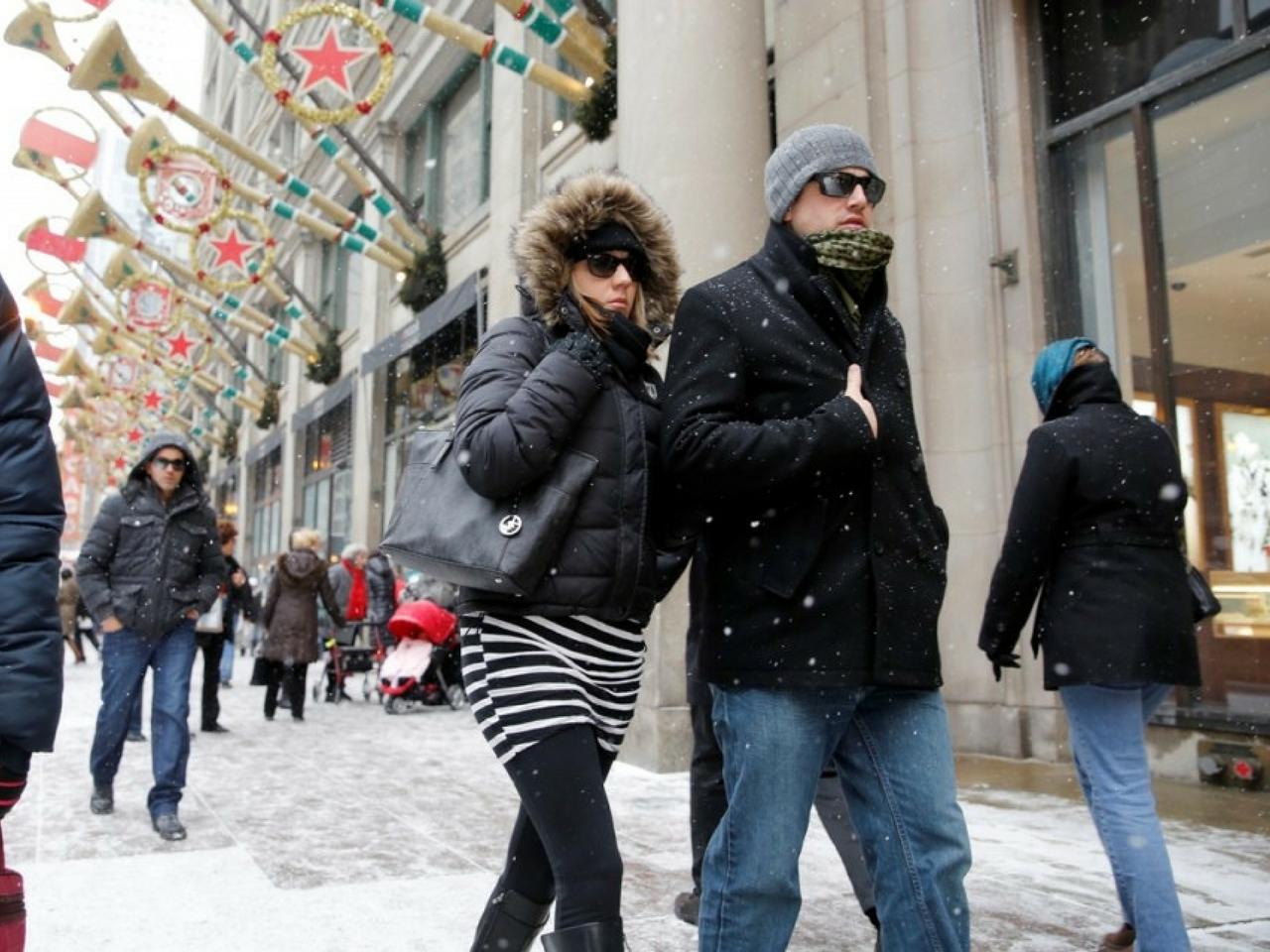 e213c8ccf ¿Qué ropa llevar a Nueva York en Diciembre