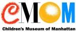 Logo del Children's Museum of Manhattan