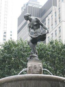 Estatua de Pomona