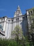 Edificio municipal de Manhattan