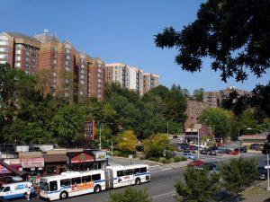 Parque Van Cortlandt y la Calle 242 - Autor