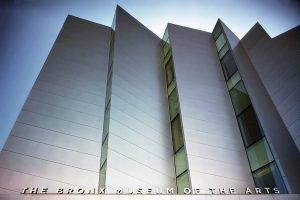 Fachada del Museo de Arte del Bronx
