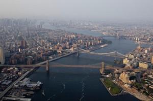 Vista Panorámica de la ciudad de Nueva York