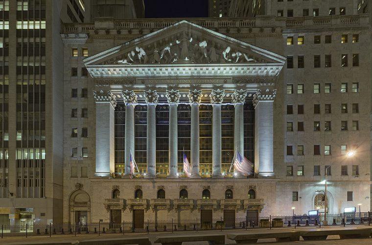 Bolsa de Nueva York - Wall street