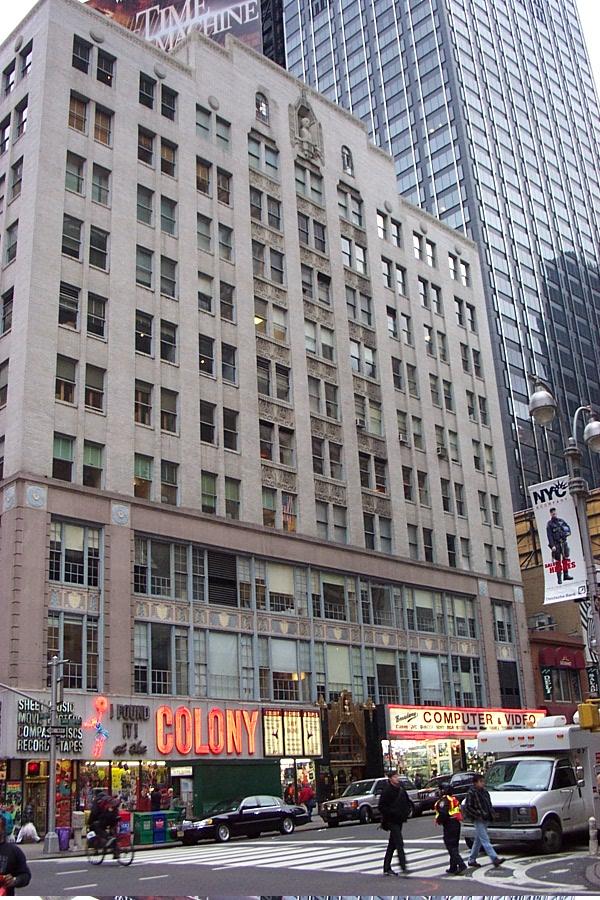 Edificio Brill