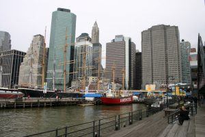 South Street Seaport - autor