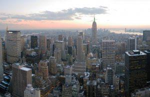Manhattan distrito metropolitano de Nueva York   - autor
