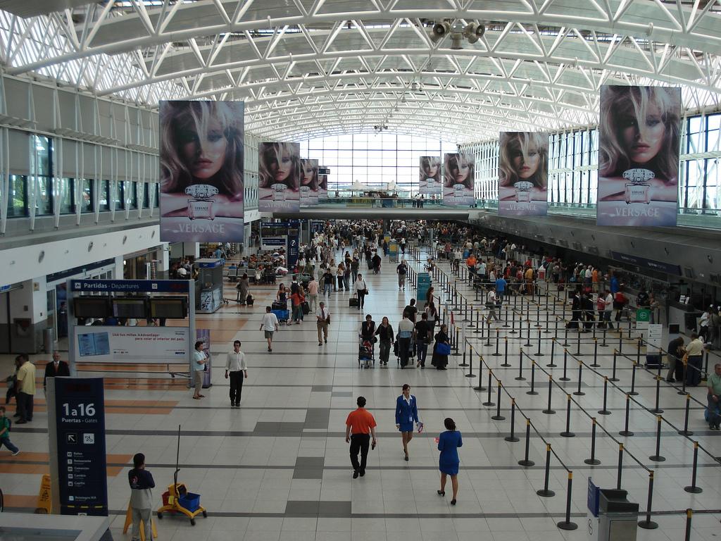 Aeropuerto de nueva york john f kennedy turismo nueva york for Foto del ministro del interior