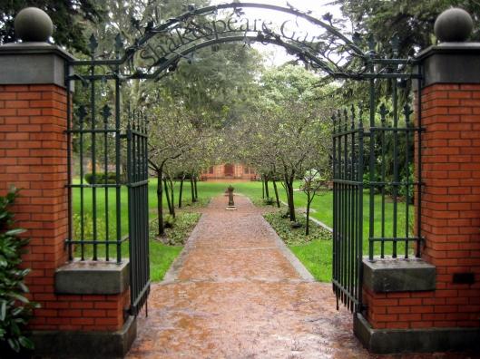 Shakespear Garden en el Central Park