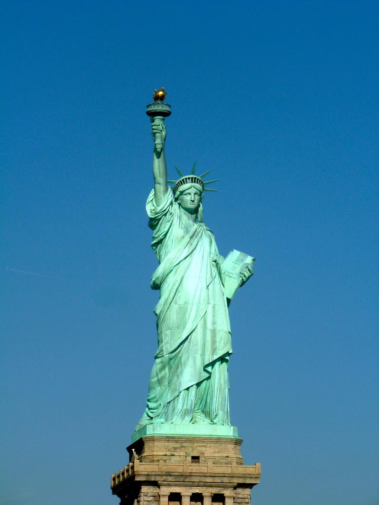 estatua de la libertad historia ubicaci n c mo llegar On estatua de la libertad