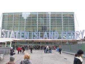 Estación Staten Island Ferry