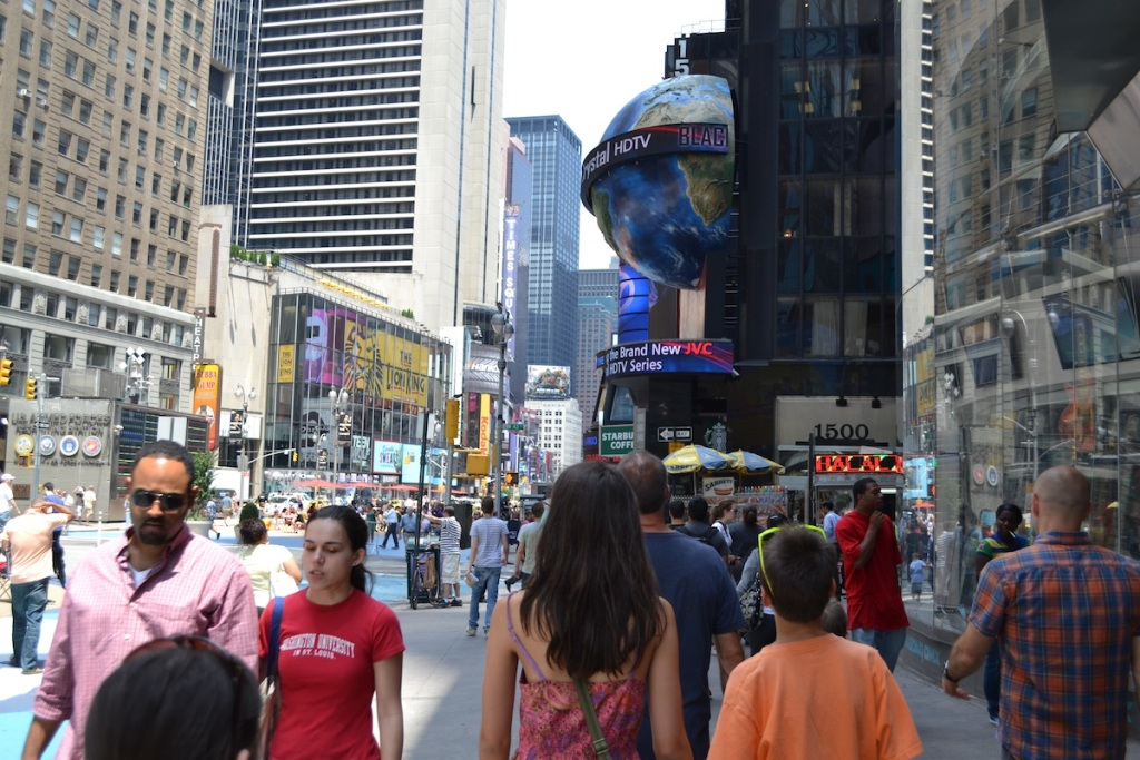 Haz contactos nuevos en Nueva York
