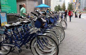 Paseo en bicicleta Central Park
