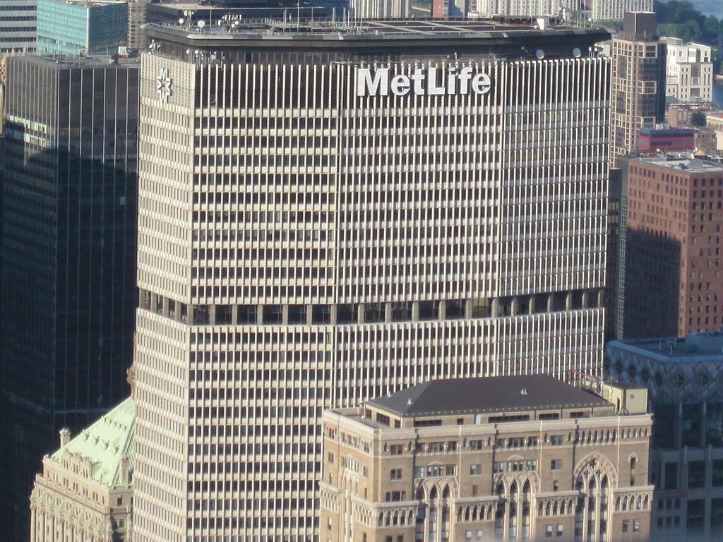 Edificio Metlife Turismo Nueva York