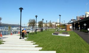 West Harlem Piers Park (Manhattanville)
