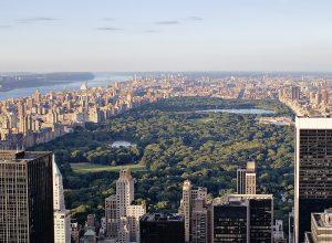 Vista de Nueva York - fuente