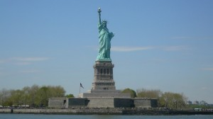 Statue of Liberty, New Jersey, New York, USA