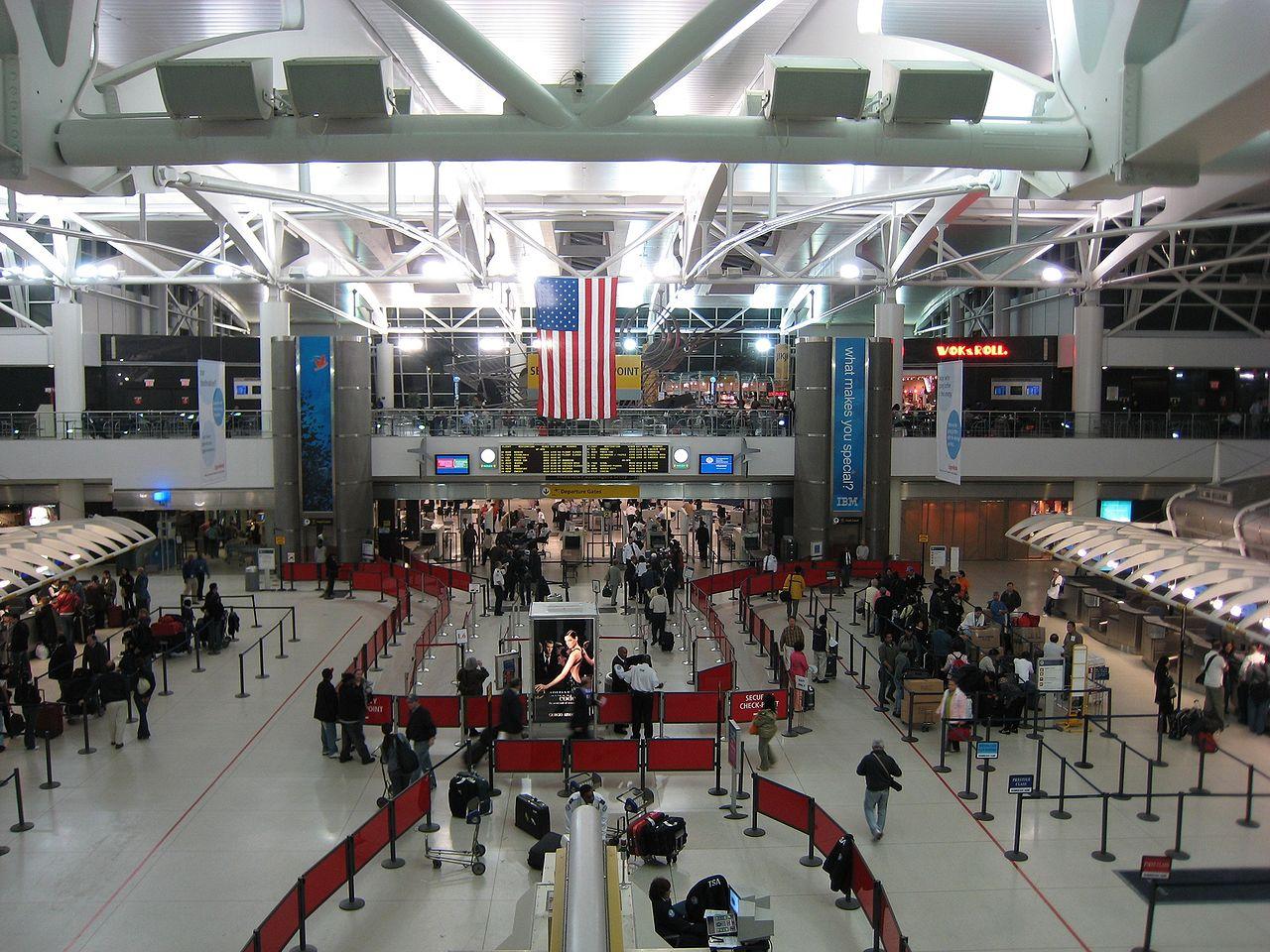 Aeropuertos De Nueva York Turismo Nueva York