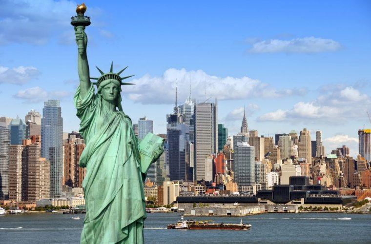 Resultado de imagen de estatua de la libertad