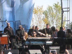 MLK Memorial dedication concert