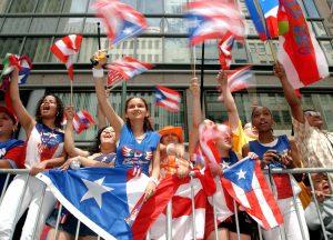 Desfile por el Día de Puerto Rico