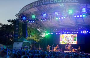 SummerStage en Central Park