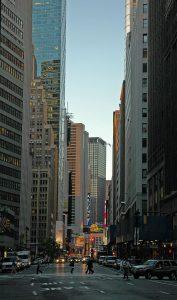 Avenida Broadway.