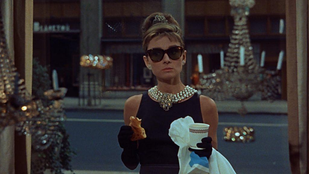 Audrey Hepburn en Desayuno con Tiffany
