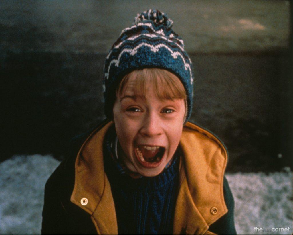 Macaulay Culkin, protagonista de Mi Pobre angelito 2.