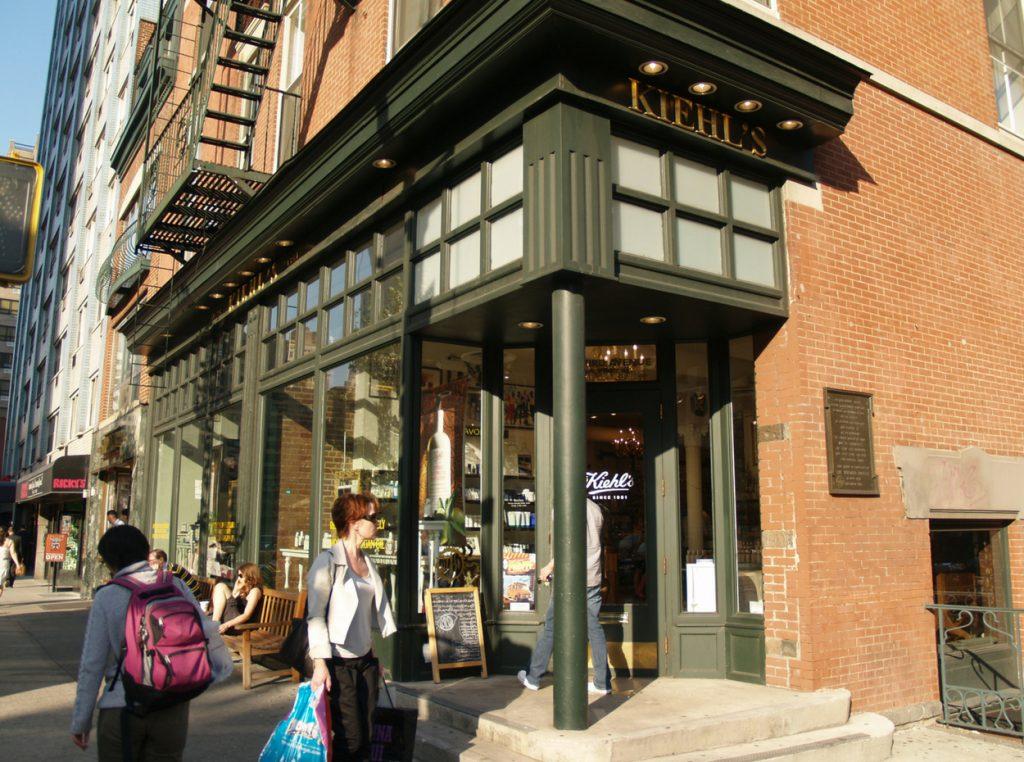 Comercio en East Village